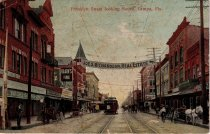 Image of Franklyn Street looking South, Tampa, Florida