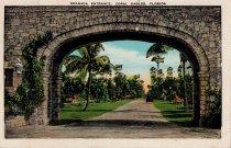 Image of Granada Entrance, Coral Gables, Florida