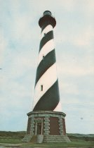 Image of Cape Hatteras Lighthouse, North Carolina