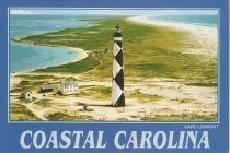 Image of Cape Lookout Lighthouse, North Carolina