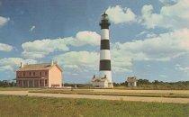 Image of Bodie Island Lighthouse, North Carolina