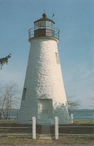 Image of Concord Point Lighthouse, Havre De Grace, Maryland