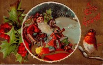 Image of Christmas Greeting