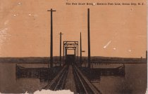 Image of New Draw Bridge, Electric Fast Line, Ocean City, New Jersey