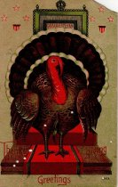 Image of Thanksgiving Greetings