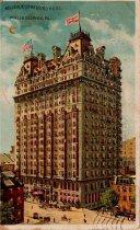 Image of Bellevue Stratford Hotel, Philadelphia, Pennsylvania