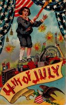 Image of 4th of July Greetings
