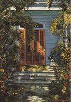 Image of 0000.01.0007 - Doorway, Key West