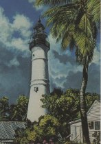 Image of 0000.01.0016 - Lighthouse, Key West