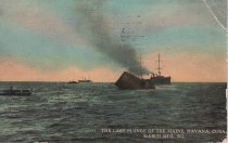 Image of 0000.01.0039 - Wreck of the U.S.S. MAINE