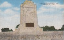 Image of Monument on Islamorada Key