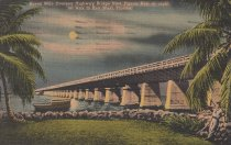 Image of 0000.01.0065 - Seven Mile Oversea Highway Bridge