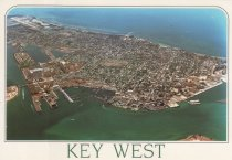 Image of 0000.01.0068 - Aerial view of Key West