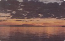 Image of 0000.01.0078 - Sunset on the Ocean - Florida