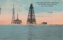 Image of Sand Key Light House and Weather Bureau Station