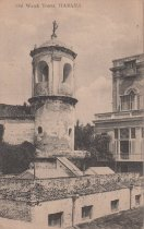 Image of Old Watch Tower, Havana, Cuba