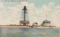 Image of Sand Key Lighthouse