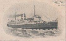 Image of P & O S.S. Co.'s Steamship MIAMI