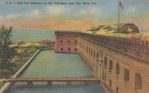 Image of 0000.01.0099 - Fort Jefferson on Dry Tortugas