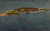 Image of Fort Jefferson, Dry Tortugas