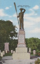 Image of MAINE Monument, Key West