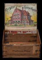 Image of Key West Custom House Cigar Box