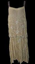 Image of Chiffon Flapper Dress