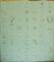 Image of 1990.073.001 - Quilt