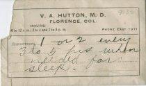 Image of Prescription