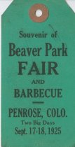 Image of Beaver Park Fair and Barbecue
