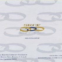 Image of SRCF 2000 Annual Report