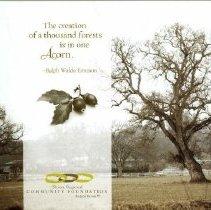 Image of Annual Report 2009 Shasta Regional Community Foundation