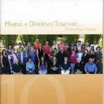 Image of Annual Report 2010  Shasta Regional Community Foundation