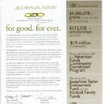 Image of 2015.25.13 - Report, Annual