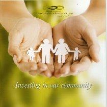 Image of Annual Report 2013 Shasta Regional Community Foundation