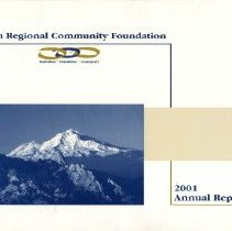 Image of SRCF 2001 Annual report