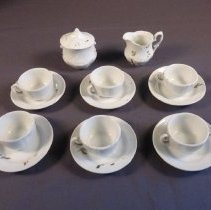 Image of Child's  tea set