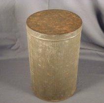 Image of Metal box