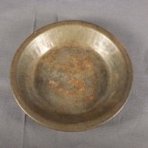 Image of Metal dish