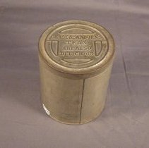 Image of Tea canister