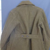 Image of World War I Army jacket