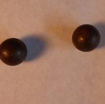 Image of 1991.001.045 - Ball, Musket