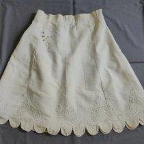 Image of 2001.001.027 - Skirt