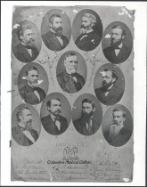 Image of CMC Faculty 1876