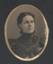 Image of Georgia Estella Finley (OMU 1898)