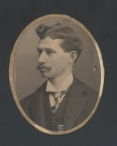 Image of Frank Dana Halleck (OMU 1898)