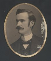 Image of John Francis Jones (OMU 1898)