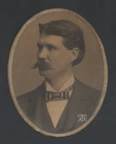 Image of Harry Chester Justice (OMU 1898)