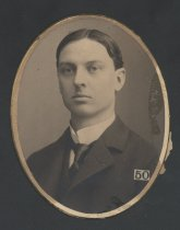 Image of William Hedrick Maddox (OMU 1898)