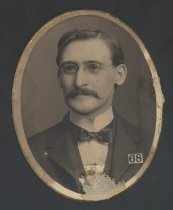 Image of James Henry Meek (OMU 1898)